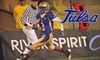 University of Tulsa Golden Hurricane - Kendall-Whittier: $25 for Two Blue-Zone Tickets to University of Tulsa vs. University of Central Arkansas on Saturday, September 25 ($50 Value)