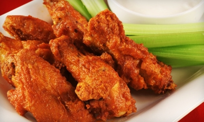 Bedrock Cafe - Shore Acres: $7 for $15 Worth of Bar Fare and Drinks at Bedrock Cafe