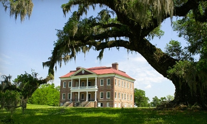 Drayton Hall - Charleston: $68 for One-Hour Private Historic Tour at Drayton Hall (a $140 Value)