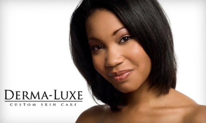Derma-Luxe - Buckhead Village: $69 for a Microdermabrasion Facial, Custom Seaweed Facial, or Peel with a Skin Analysis at Derma-Luxe (Up to $185 Value)