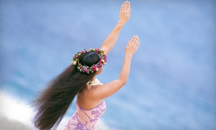Halau i Ka Pono - Oak Park: Two or Four Hawaiian-Hula Dance Lessons at Halau i Ka Pono in Oak Park (Up to 60% Off)