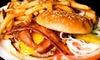 The 5 Point Cafe - Belltown: $10 for $25 Worth of American Diner Fare and Drinks at The 5 Point Cafe