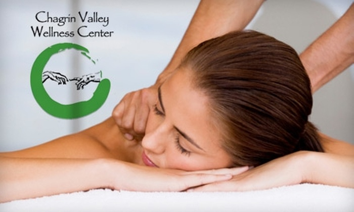 Chagrin Valley Wellness Center - Beachwood: $30 for a 45-Minute Relaxation Massage ($60 Value) or $70 for a 75-Minute Hot Stone Massage ($125 Value)