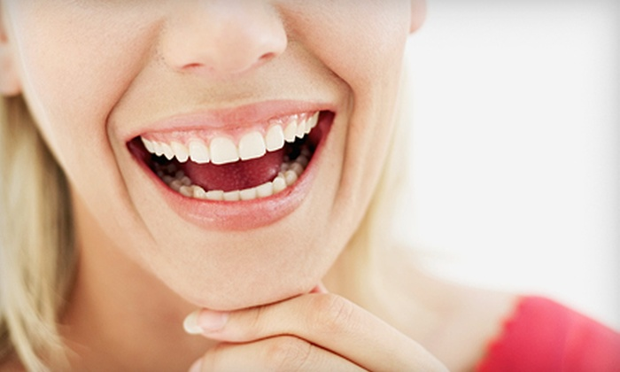 Quintero Exclusive Dentistry - Union Park: Dental Exam, X-rays, and Cleaning With or Without Whitening Kit at Quintero Exclusive Dentistry (Up to 87% Off)