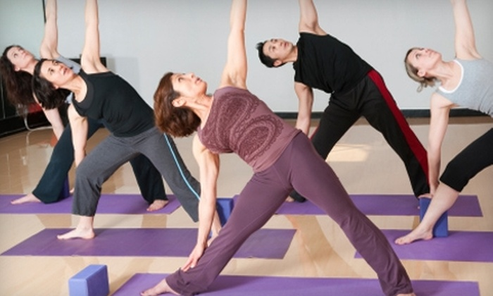 The Yoga Room - The Commons: $30 for Five-Class Pass to The Yoga Room in Round Rock ($60 Value)