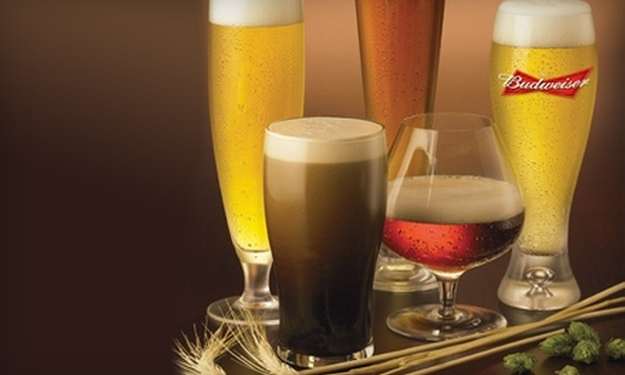 Anheuser-Busch Brewery - Jacksonville: $25 for Entry for Two to a Beermaster Tour at Anheuser-Busch Brewery ($50 Value)