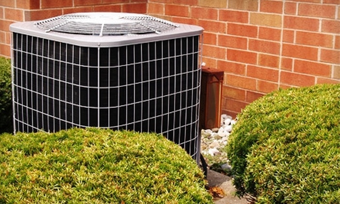 Angler Heating & Air - Near North Side: $50 for an Air-Conditioner Tune-Up from Angler Heating & Air ($105 Value)