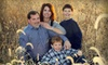 Up to 72% Off Holiday or Santa Photos in Raytown