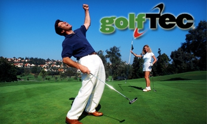GolfTEC - Blue Ash: $69 for Hour-Long Swing Evaluation at GolfTEC ($165 Value)
