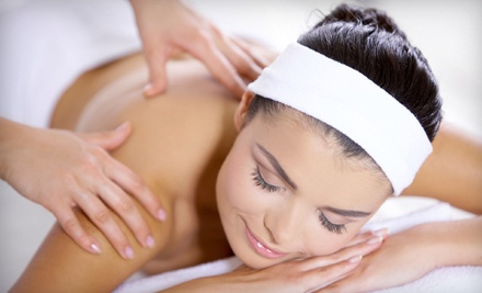 60-Minute Massage, Exam and Alignment, X-rays, and Follow-Up Visit (a $371 value) - Keeney Healthcare Center in Tulsa