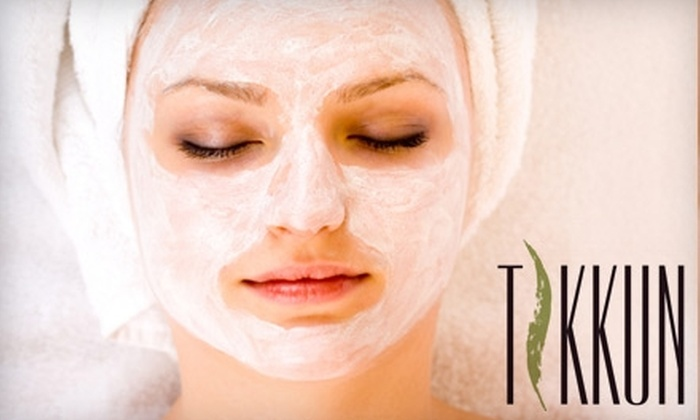 Tikkun Holistic Medical Center - Walteria: $49 for a 60-Minute Purifying Facial and Eyebrow Wax at Tikkun Holistic Medical Center ($105 Value)