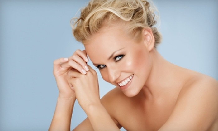 Golden Gator Airbursh Tanning - Gainesville: $30 for Two Airbrush Tans ($60 Value) or $49 for One Month of Unlimited Airbrush Tanning ($100 Value) at The Golden Gator