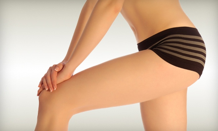 Heaven Scent - South London: $45 for an Anti-cellulite Massage Package at Heaven Scent ($200 Value)