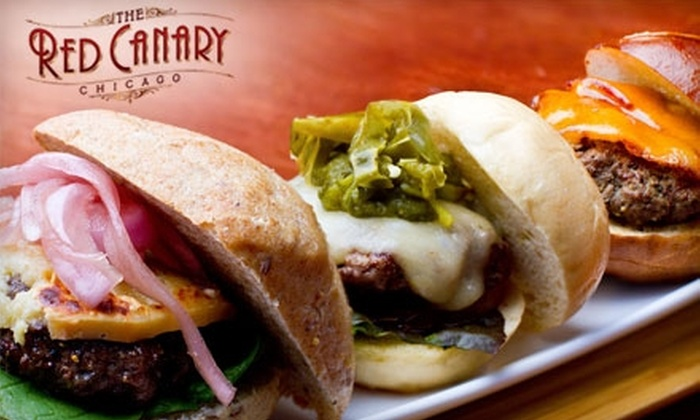 The Red Canary - Goose Island: $15 for $30 Worth of Comfort Cuisine at The Red Canary
