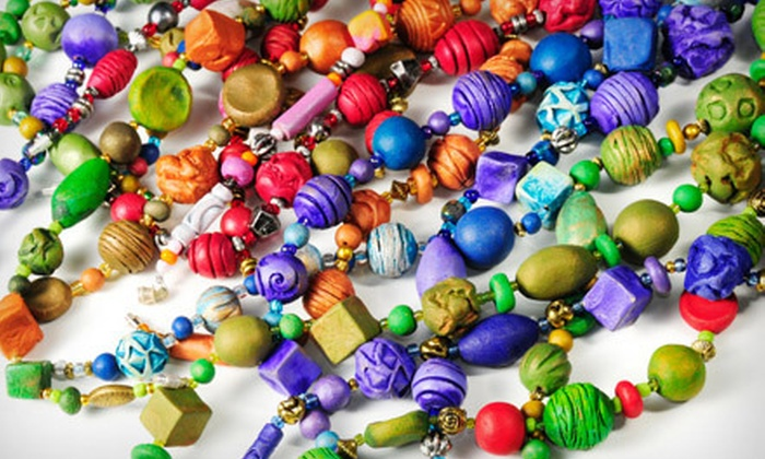 South Sun Products - Serra Mesa: $60 for a Three-Class Jewelry-Making Package at South Sun Products (Up to $150 Value)