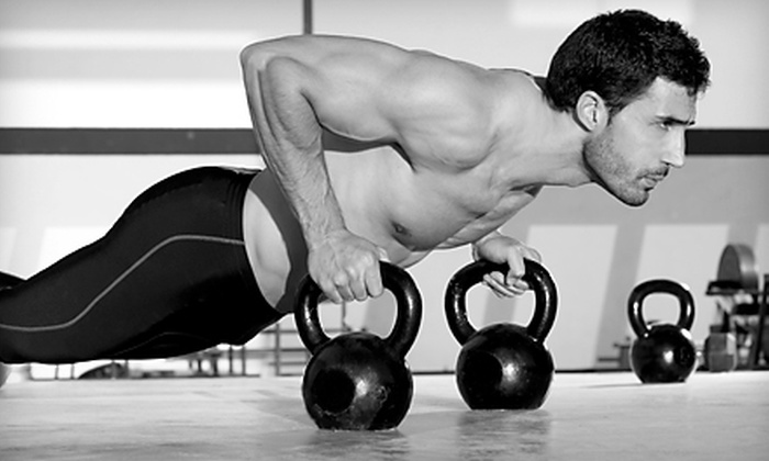 Condition Kettlebell Gym - Condition Kettlebell Gym: One Introductory Class with One- or Three-Weeks of Unlimited Classes at Condition Kettlebell Gym (Up to 68% Off)