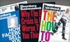 "Bloomberg Businessweek **NAT**: $19 for 50 Issues of ""Bloomberg Businessweek"" ($40 Value)"