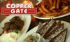 Copper Gate - Adams: $10 for $20 Worth of Scandinavian Fare and Drinks at Copper Gate