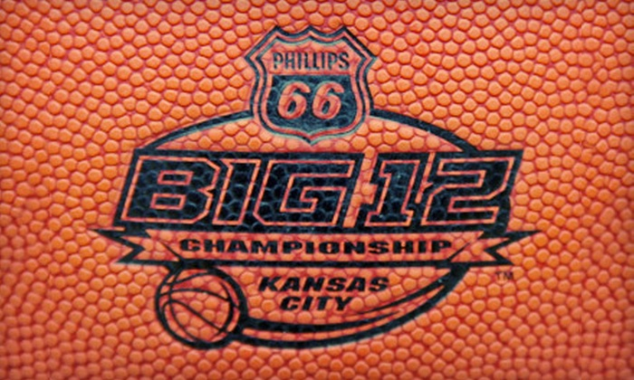 2012 Phillips 66 Big 12 Women's Basketball Championship - The Downtown Loop: One Ticket to Two First-Round Games or the Final Championship Game of 2012 Big 12 Women's Basketball Championship ($20.40 Value)