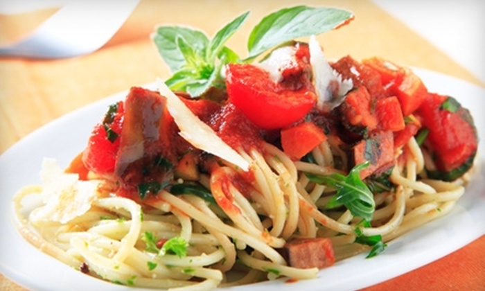 Amici's Italian Restaurant - Central Indianapolis: $15 for $30 Worth of Italian Fare and Drinks at Amici's Italian Restaurant