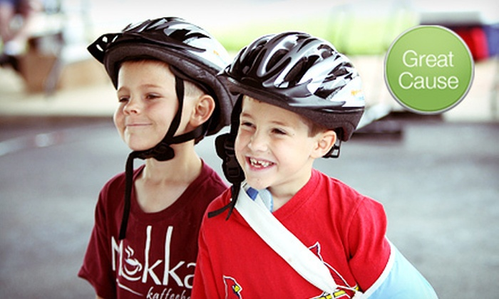 Helmets First! - West End: $10 Donation to Helmets First!