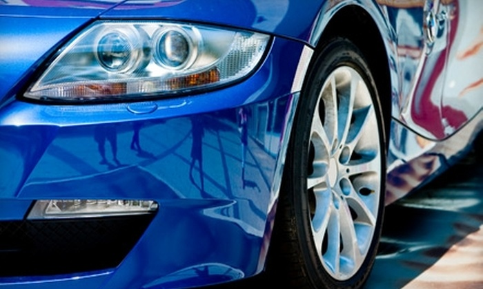 ADS Mobile - San Bruno: $60 for $120 Worth of Auto-Detailing Services at ADS Mobile in San Bruno