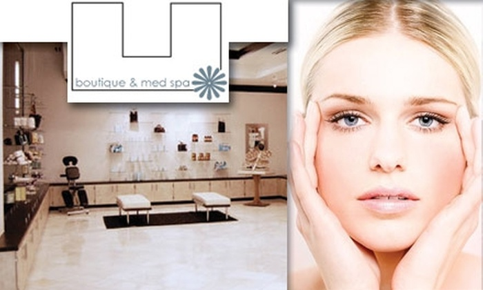 U Med Spa - Plano: $175 for 25 Units of Botox at U Boutique and Med Spa ($300 Value)