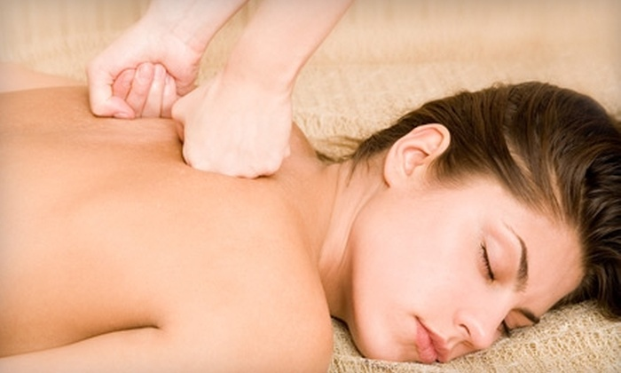 Spa Já - Clinton: $52 for Choice of a One-Hour Massage at Spa Já (Up to $135.85 Value)