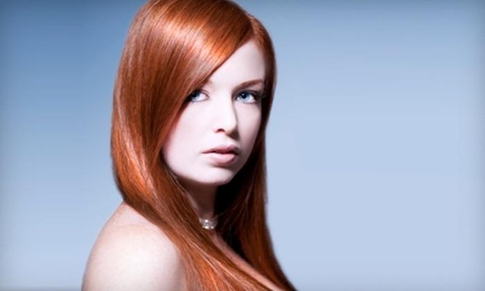 Evangelista Hair Salon - White Plains: Blowout or Cut and Style at Evangelista Hair Salon in White Plains