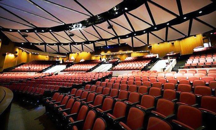 BMCC Tribeca Performing Arts Center - Tribeca: Comedy Show or Children's Musical at BMCC Tribeca Performing Arts Center (Up to 53% Off). Three Options Available.