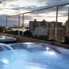 San Juan Hotel with Hot Tubs on Rooftop Terrace