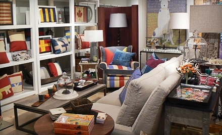 Design Solutions: $300 Groupon for Furniture - Design Solutions in New Canaan