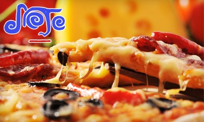 D Note - Olde Town Arvada Area: $10 for $20 Worth of Eclectic Fare and Drinks at D Note in Arvada