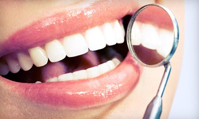 Lake Street Dental - Roselle: Dental Exam or One, Two, or Four Porcelain Veneers at Lake Street Dental in Roselle (Up to 77% Off)