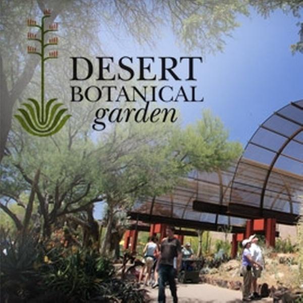 53 Off Desert Botanical Garden Membership Desert Botanical Garden Groupon