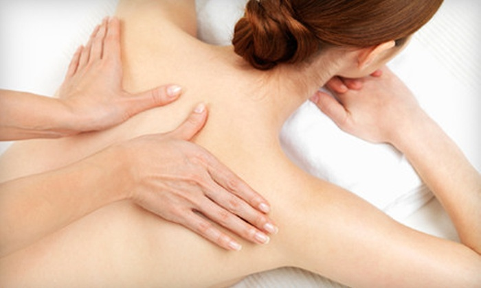 Rejuve SalonSpa - North Raleigh: 60-Minute Custom Massage or Couples Massage at Rejuve SalonSpa (Up to 51% Off)