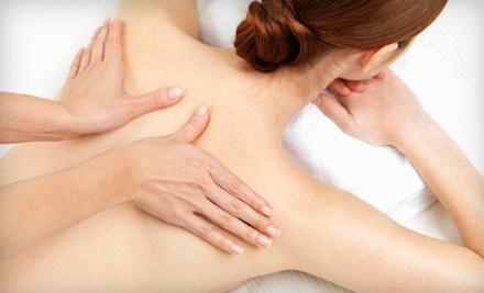 60-Minute Custom Massage (a $65 value) - Rejuve SalonSpa in Raleigh