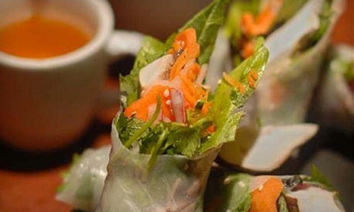 Andy Nguyen's - Southeastern Sacramento: $12 for $25 Worth of Vegetarian Vietnamese Fare at Andy Nguyen's