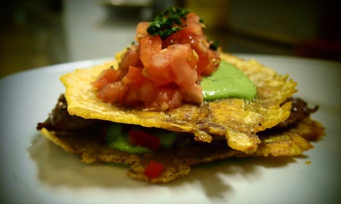 Rumba Cafe - Adams Morgan: $29 for a Tapas Meal with Drinks for Two at Rumba Cafe (Up to $70 Value)