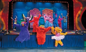 """Sesame Street Live """"let"""