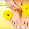 Up to 63% Off Nail Services with Chair Massage