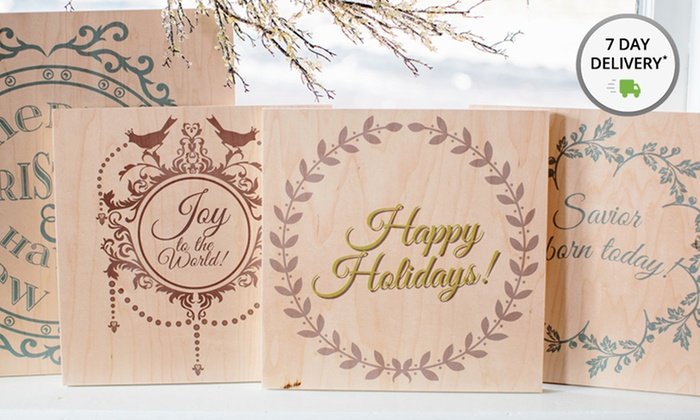 Christmas Prints on Wooden Photo Boards: Christmas Prints on Wooden Photo Boards. 10 Options Available. Free Returns.