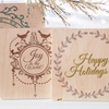Christmas Prints on Wooden Photo Boards