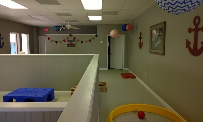 Gardens Animal Hospital - Palm Beach Gardens: Three Days of Doggy Daycare at Gardens Animal Hospital (45% Off)