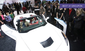 Chicago Auto Show: Weekday or First-Weekend Visit for One to the Chicago Auto Show (Up to 42% Off)