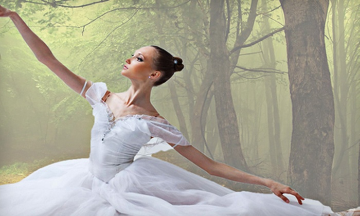 "DanceVision Presents ""A Midsummer Night's Dream"" - Ewing: $14 to See DanceVision Present ""A Midsummer Night's Dream"" on Saturday, May 4, or Sunday, May 5 (Up to $24 Value)"