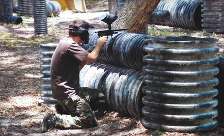 All-Day Paintball Outing for 2 (a $65.80 total value) - Central Florida Paintball in Lakeland