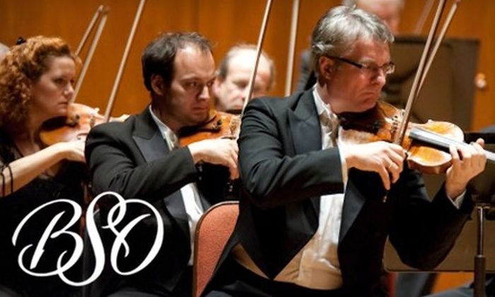 """Baltimore Symphony Orchestra - North Bethesda: $35 Ticket to an """"Off the Cuff"""" Performance by Baltimore Symphony Orchestra (Up to $88 Value). Choose from Three Performances."""