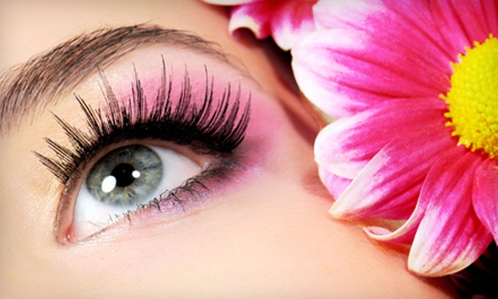 Lash Out! - Red Bank: Natural or Full Eyelash Extensions at Lash Out! in Red Bank (Up to 64% Off)