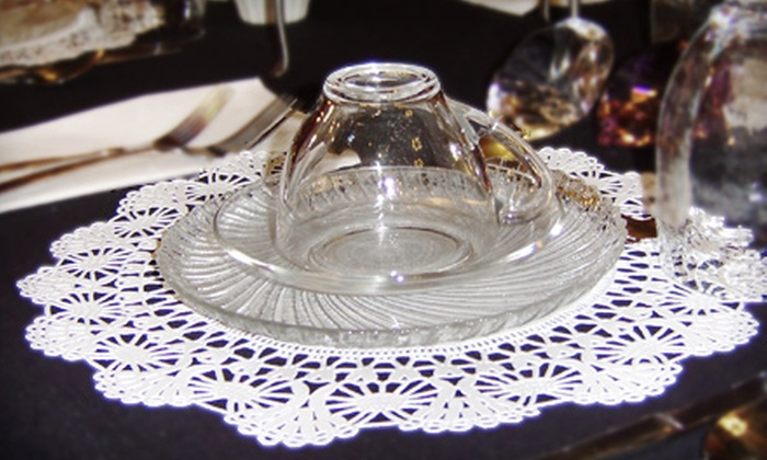 A Dash of Panache - Roseville: $10 for a Luncheon Tea at A Dash of Panache in Roseville ($20.32 Value)